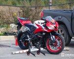 Тест Minsk 250R и Honda CBR250R
